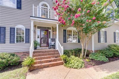 Mechanicsville Single Family Home For Sale: 9069 Barbette Court