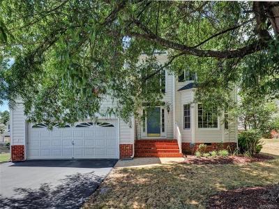 Glen Allen Single Family Home For Sale: 10901 Rickey Court
