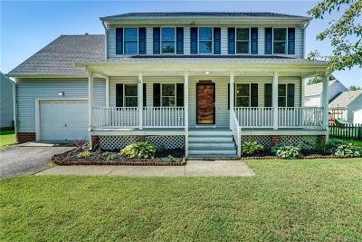 Mechanicsville Single Family Home For Sale: 7437 Mountain Lily Lane