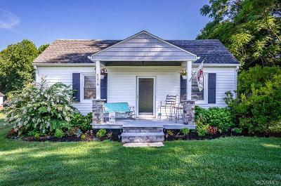 Mechanicsville Single Family Home For Sale: 6276 Pole Green Road