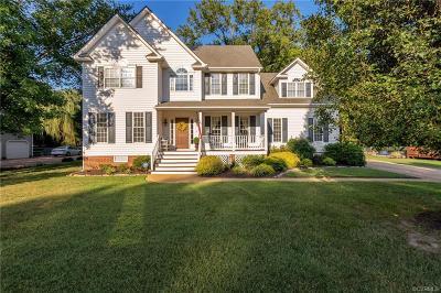 Mechanicsville Single Family Home For Sale: 8421 Summer Walk Pkwy