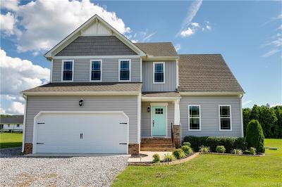 New Kent Single Family Home For Sale: 5771 Mako Road