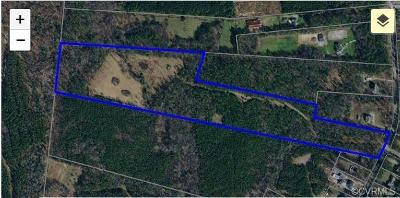 Chesterfield Land For Sale: 11920 Bundle Road