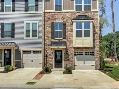 Richmond Condo/Townhouse For Sale: 7942 Wistar Woods Court