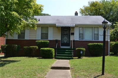 Single Family Home For Sale: 1035 Augusta Avenue