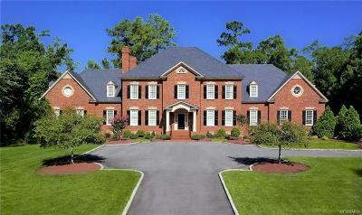 Henrico Single Family Home For Sale: 228 Cragmont Circle