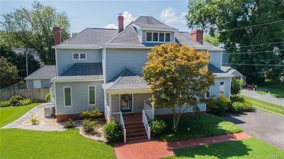 King William County Single Family Home For Sale: 416 2nd Street