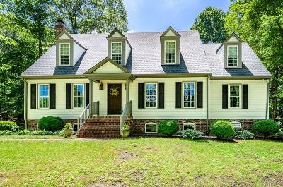 Mechanicsville Single Family Home For Sale: 1241 Eastern View Lane
