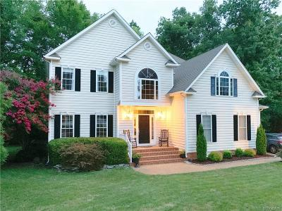 Mechanicsville Single Family Home For Sale: 9086 Red Hill Circle