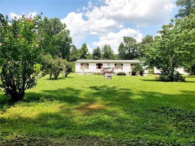 Charles City Single Family Home For Sale: 12402 The Glebe Lane