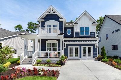 Glen Allen Single Family Home For Sale: 10822 Porter Park Lane
