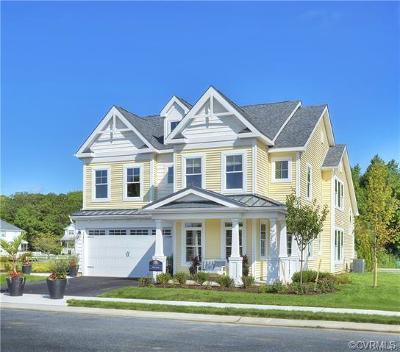 Glen Allen Single Family Home For Sale: 4021 Carrie Mill Crossing
