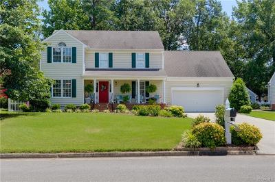 Colonial Heights Single Family Home For Sale: 219 White Sand Court