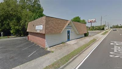 Petersburg Commercial For Sale: 530 S Crater Road