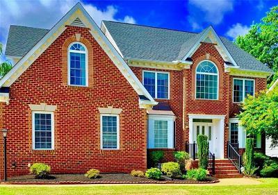 Glen Allen Single Family Home For Sale: 11321 Sadler Green Lane