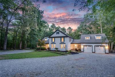 Goochland Single Family Home For Sale: 633 Manakin Road