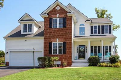 Chesterfield Single Family Home For Sale: 9506 Knightwood Lane