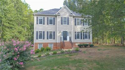 Single Family Home For Sale: 8612 Brechin Lane