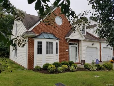 Colonial Heights Condo/Townhouse For Sale: 151 Ashley Place