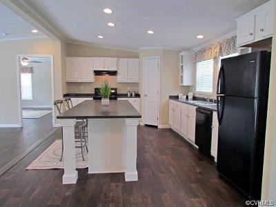 Goochland Single Family Home For Sale: 2550 Old Dam Road