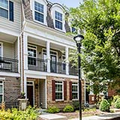 Henrico Condo/Townhouse For Sale: 3909 Redbud Road