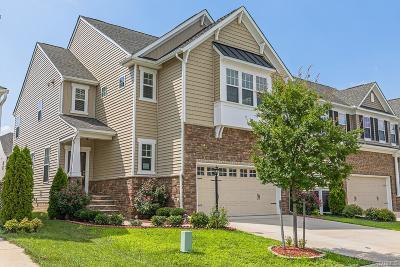 Mechanicsville Single Family Home For Sale: 9441 Seayfield Lane