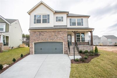 Chester Single Family Home For Sale: 4031 Lazy Stream Court