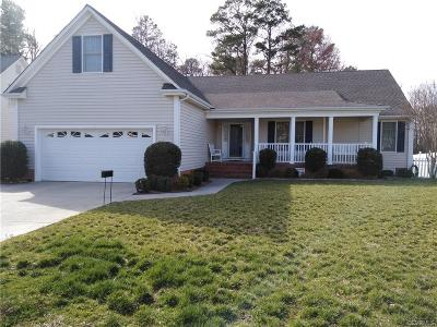 Single Family Home For Sale: 306 Kingfisher Way