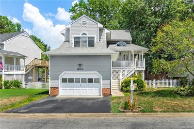 Henrico County Single Family Home For Sale: 10810 Stanton Way