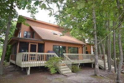 Heathsville Single Family Home For Sale: 358 Sandy Beach Road