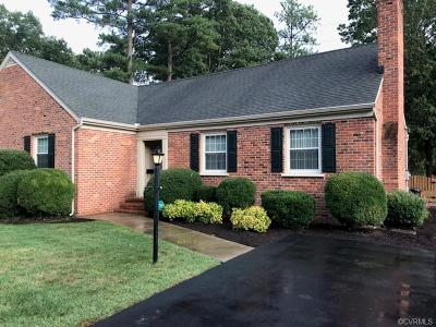 Petersburg Single Family Home For Sale: 1148 Northampton Road