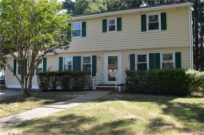Single Family Home For Sale: 803 North Avenue