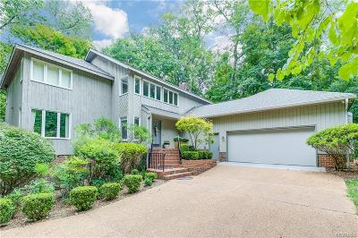 Chesterfield County Single Family Home For Sale: 3611 Lansdowne Road