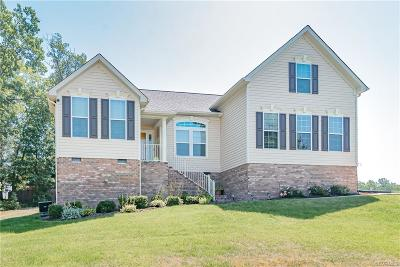 Chesterfield Single Family Home For Sale: 6206 Arbor Ridge Drive