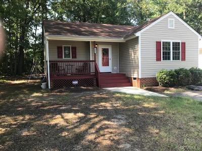 Single Family Home For Sale: 2009 Dellrose Drive