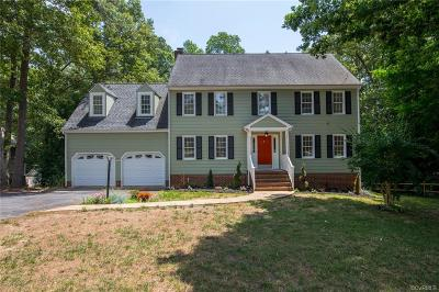 Single Family Home For Sale: 20213 Eagle Cove Court