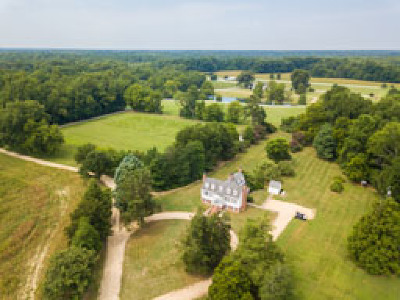 Mechanicsville Single Family Home For Sale: 1063 Old Church Road