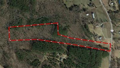 Amelia County Land For Sale: Clement Town Road