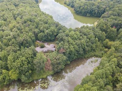 Powhatan County Single Family Home For Sale: 2575 Liberty Hill Road