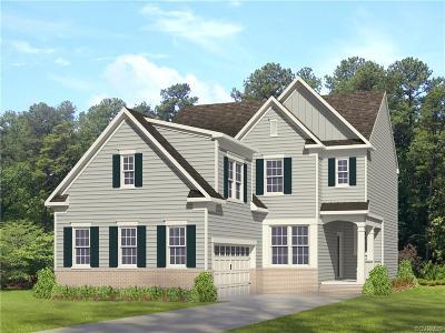 Glen Allen Single Family Home For Sale: 5078 Maben Hill Lane