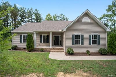 Chester Single Family Home For Sale: 3819 Hamlin Creek Parkway