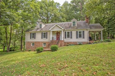 Single Family Home For Sale: 10813 Boydton Plank Road
