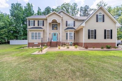 Glen Allen Single Family Home For Sale: 10555 Woodman Road