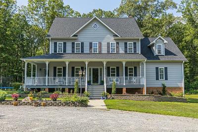 Hanover County Single Family Home For Sale: 14074 Bethany Church Road