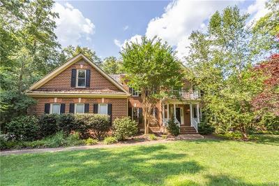 Midlothian Single Family Home For Sale: 3871 Reeds Landing Circle