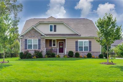 Hanover Single Family Home For Sale: 13361 Slayden Circle