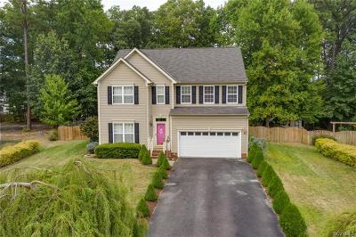 Single Family Home For Sale: 8412 Newbys Mill Drive