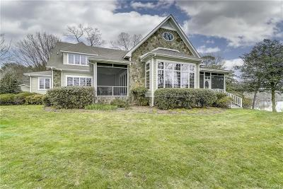 Lancaster Single Family Home For Sale: 411 Piney Point Road