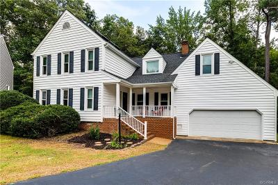 Single Family Home For Sale: 5701 Grove Forest Court