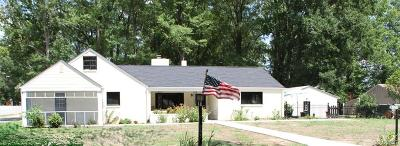 Single Family Home For Sale: 105 S Mesa Drive